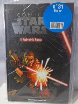 El Poder De La Fuerza Star Wars Vol.31 Planeta De Agostini