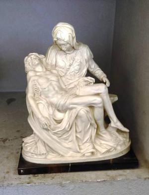 Escultura De La Piedad De G. Ruggeri