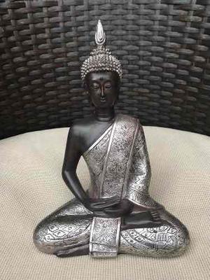 Estatua De Buddha Buda Thai (envío Gratis) Dhyana Mudra