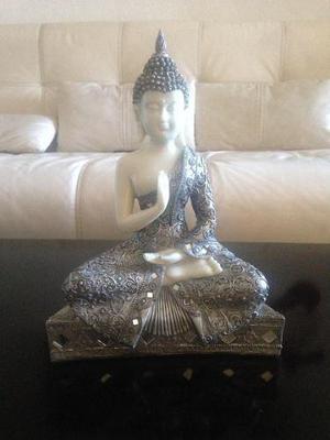 Estatua De Buddha Sentado (buda) Protección (envío Gratis)