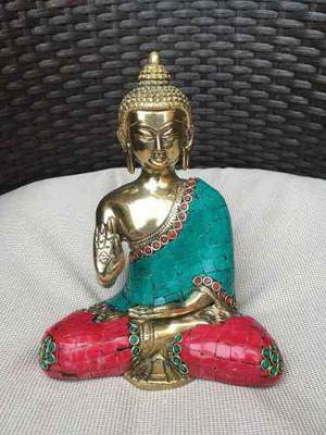 Estatua De Buddha (buda) Protección (envío Gratis)