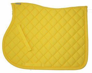 Excelente Mantilla Para Caballo, Color Amarillo, Importada
