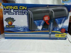 Filtro Sunny De Cascada Shf 1000 P-200 A 300 Litros