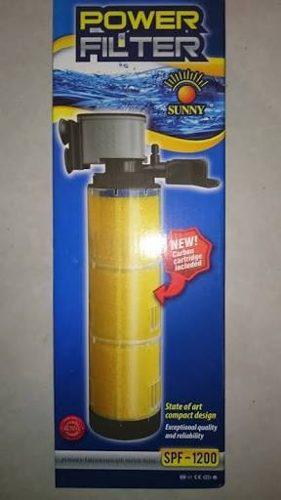 Filtro Sunny Spf-1200 Acuarios De 200 A 300 Lts