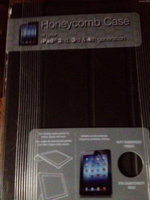 Funda para iPad 2, 3 y 4 generación nuevas
