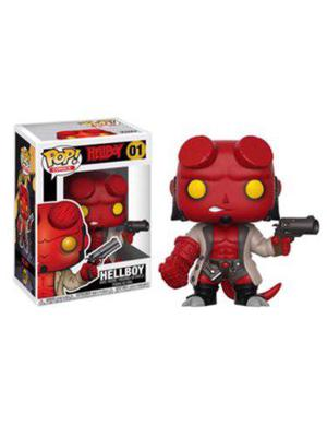 Funko Pop Comics Hellboy: Hellboy With Jacket