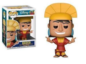 Funko Pop Disney Kuzco Locuras Del Emperador