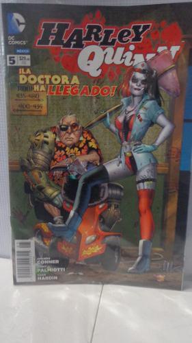 Harley Quinn Vol.5 Dc Comic´s Televisa 2016
