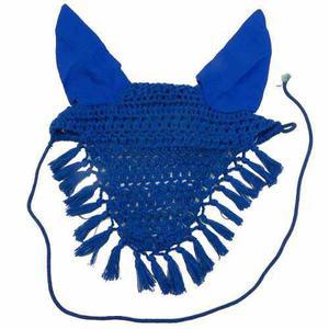 Hermosas Orejeras Para Caballo, Color Azul, Importadas
