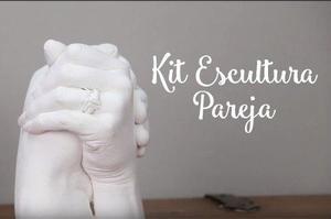 Kit Escultura De Pareja 14 De Febrero, San Valentin