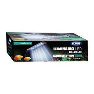 Lampara Led De Clip Para Acuarios De Hasta 40l 3watts
