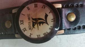 Libreta, Pluma, Y Reloj De Death Note Combo
