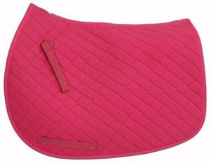 Mantilla Para Caballo Tuffrider Rosa Hot Pink Importada