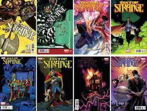 Marvel Comics Dr Strange 1 2 3 4 5 6 7 Doctor Strange All Ne