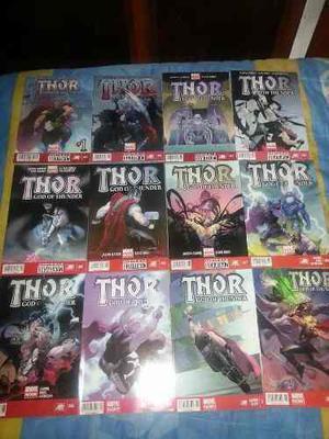 Marvel Comics Thor Marvel Now Mexico 1-12