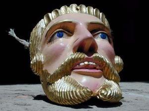 Mascaras De Madera Tallada