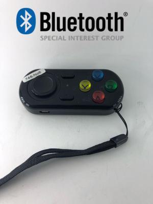 Mini control bluetooth recargable para smartphone o tablet
