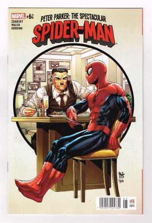 Peter Parker: The Spectacular Spiderman # 6 - Televisa