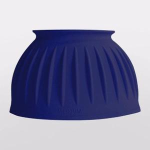 Protectores Campana Para Caballo, Azul Marino, Importados