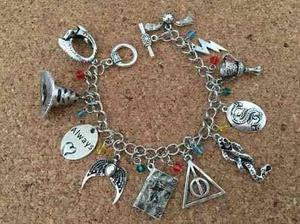 Pulsera Horrocrux Harry Potter Snitch