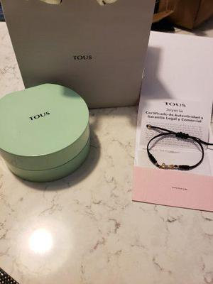 Pulsera Tous Oro 18k Love Brillantes 100% Tous Tiffany T&co