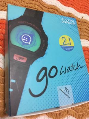 Reloj inteligente Alcatel Go Watch