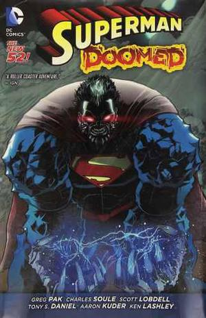 Superman Doomed The New 52 Hardcover March 31, 2015