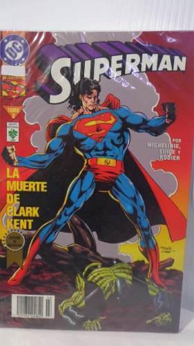 Superman La Muerte De Clark Kent Vol.3 Editorial Vid