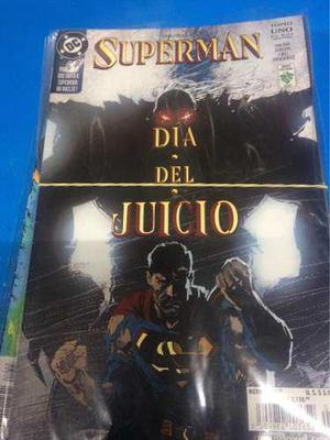 Supermán El Día Del Juicio 2