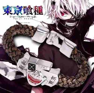 Tokyo Ghoul Pulsera Envio Gratis Brazalete Kaneki Ken Unisex