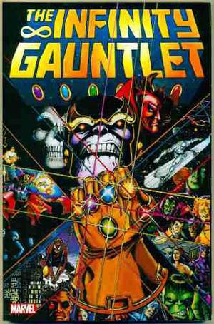 Tpb The Infinity Gauntlet Marvel Comics Avengers War Ingles