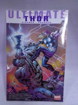 Ultimate Thor Marvel Aventuras