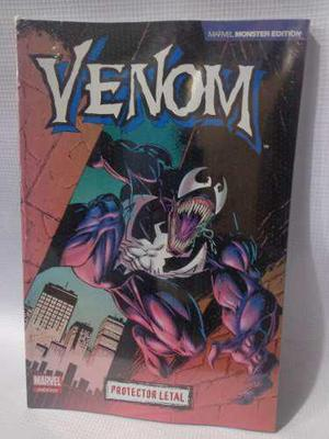 Venom Protector Letal Portada 1 Marvel Monster Edition
