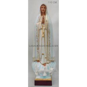 Virgen De Fatima De 108 Cm