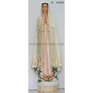 Virgen De Fatima De 150 Cm