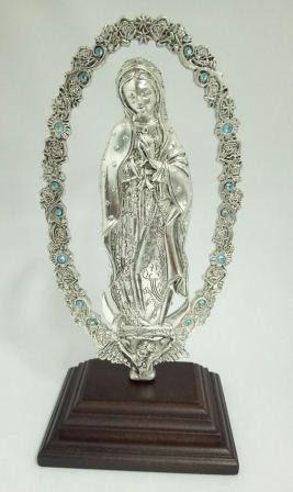 Vestido Virgen Guadalupe Con Turbante Niña Posot Class