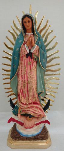 Virgen De Guadalupe De 50 Cm