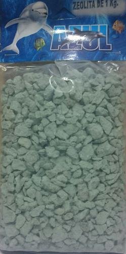 Zeolita Para Filtrado De Pecera Acuario 1kg