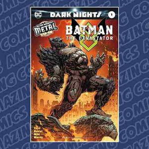español] Dark Nights Metal: Batman The Devastator