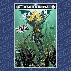 español] Dark Nights Metal: The Drowned