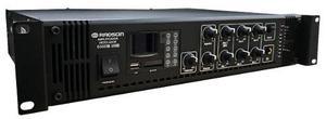 6500m 650w Rms Amplificador Alta Potencia Para Publicidad