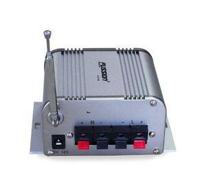 Amplificador Bluetooth Usb, Micro Sd Y Radio Fm 1200 W