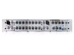 Amplificador De Audio Backstage 4lx4 *