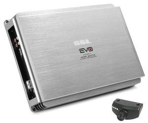 Amplificador De Audio Clase D 4000 Watts Soundstorm
