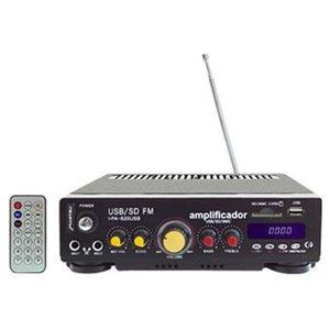 Amplificador De Audio Para Perifoneo Publidifusion 180w Usb