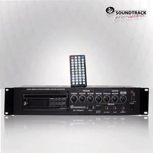Amplificador De Audio Para Publidifusion Soundtrack Sa-1100m