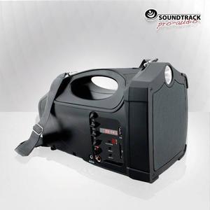 Amplificador De Audio Portátil Soundtrack