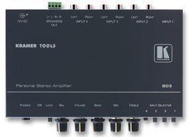 Amplificador De Componentes De Audio De Alto Rendimiento Kra