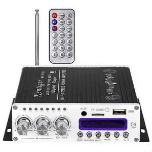 Amplificador De Energía Estéreo Audio Kentiger V10