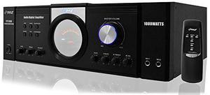 Amplificador De Potencia Para Audio Doméstico Premium Pyle